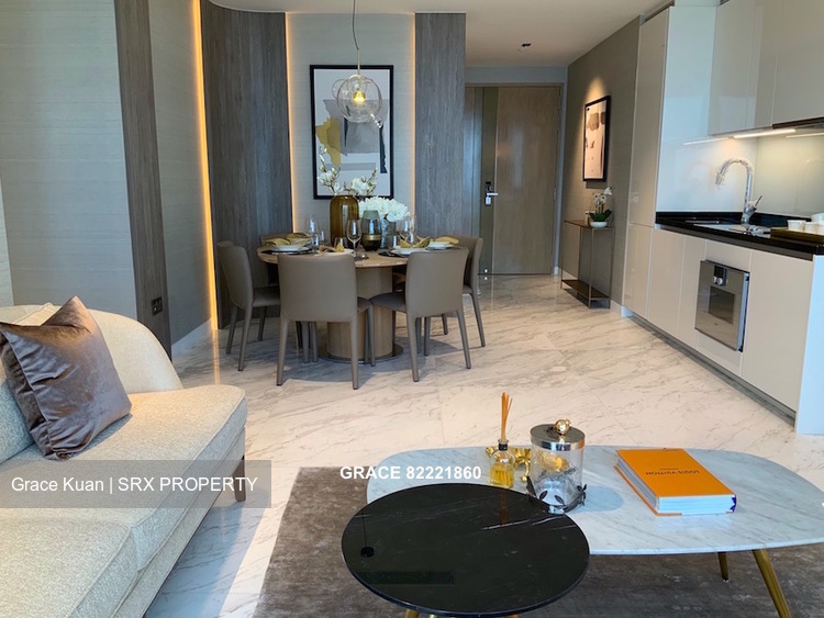 Wallich Residence At Tanjong Pagar Centre (D2), Apartment #218916411