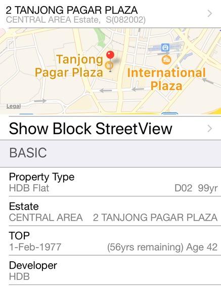 2 Tanjong Pagar Plaza