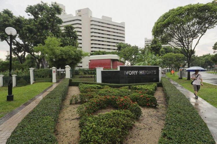 Ivory Heights