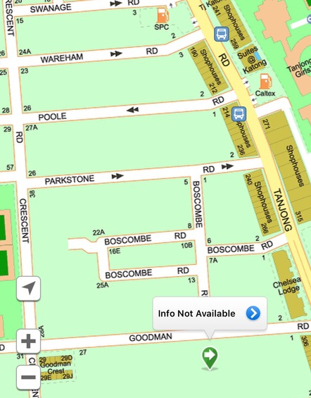 Boscombe Road