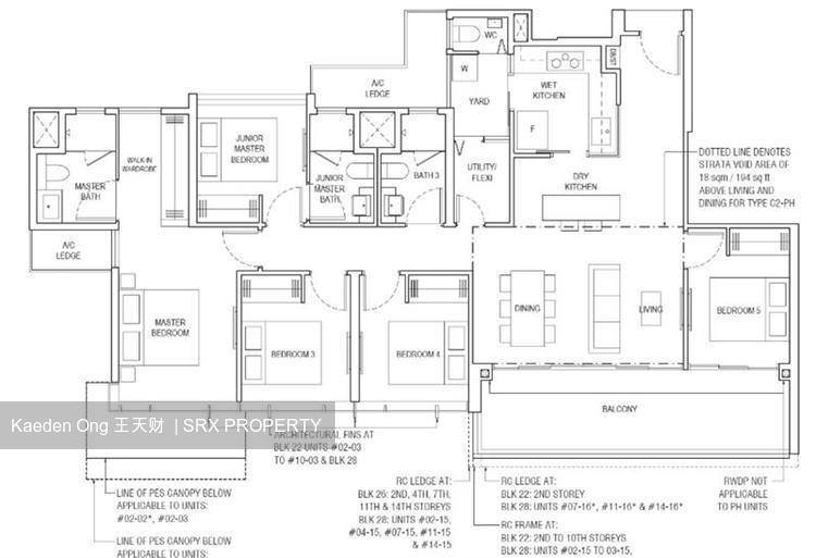 Piermont Grand (D19), Condominium #225388951