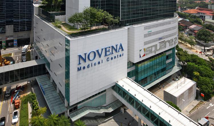 Square 2/novena Medical Center