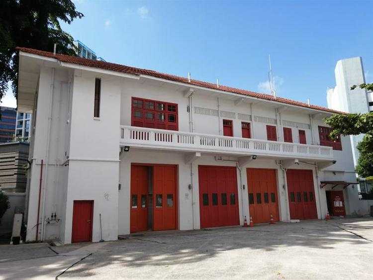 Geylang Fire Station