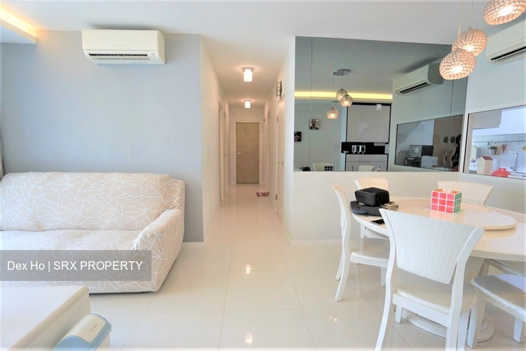 Blk 475D Parkland Residences (Hougang), HDB 5 Rooms #213468401