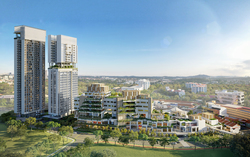 One Holland Village Residences photo thumbnail #1