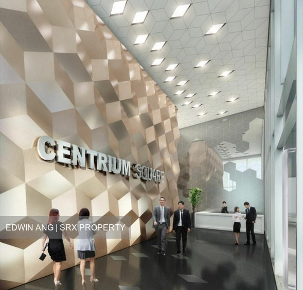 Centrium Square (D8), Office #214387791