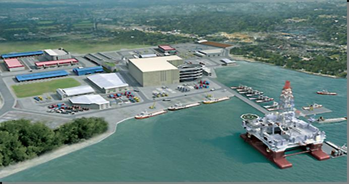 Loyang Offshore Supply Base