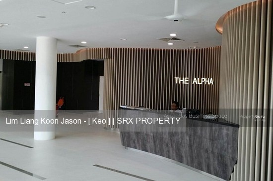 The Alpha (D5), Office #217053631