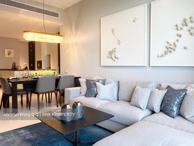 Marina One Residences (D1), Apartment #216230841