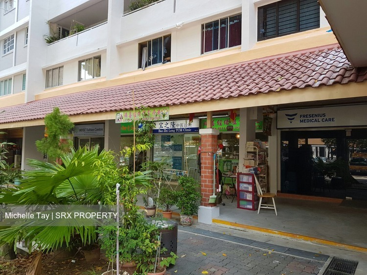 Ang Mo Kio Avenue 10 (D20), Shop House #216645671