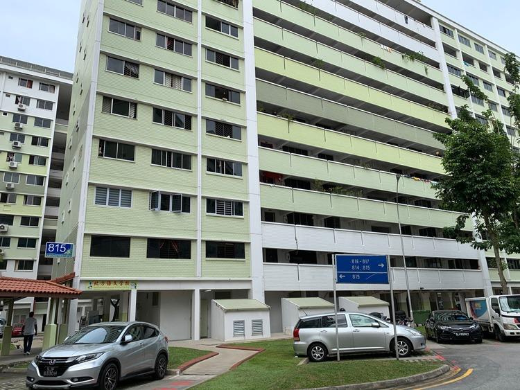 815 Jurong West Street 81