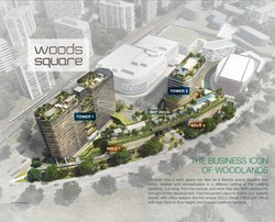 Woods Square (D25), Office #224415551