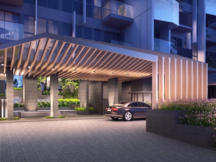 The Alps Residences