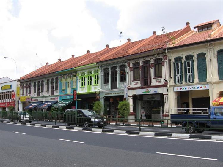 Changi Road