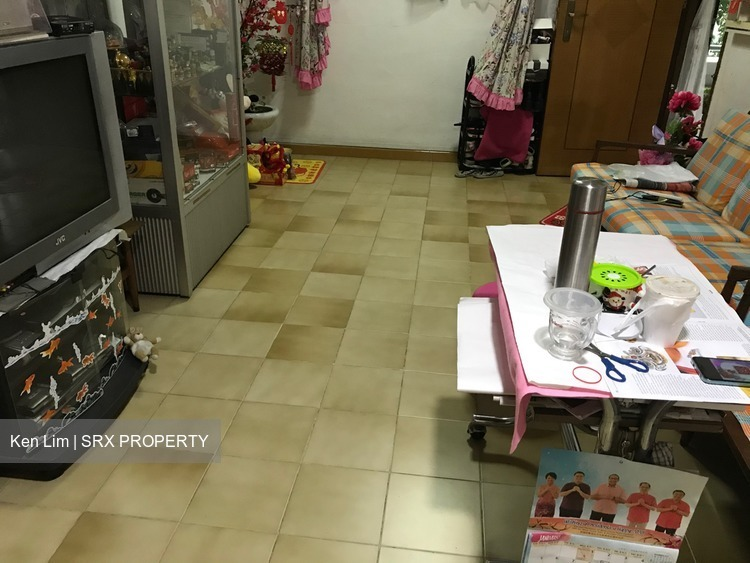 Blk 611 Clementi West Street 1 (Clementi), HDB 3 Rooms #220216671
