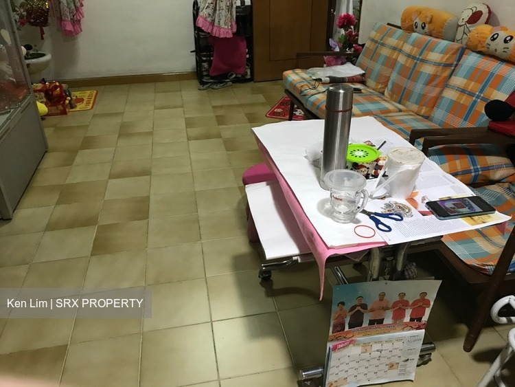 Blk 611 Clementi West Street 1 (Clementi), HDB 3 Rooms #220216721