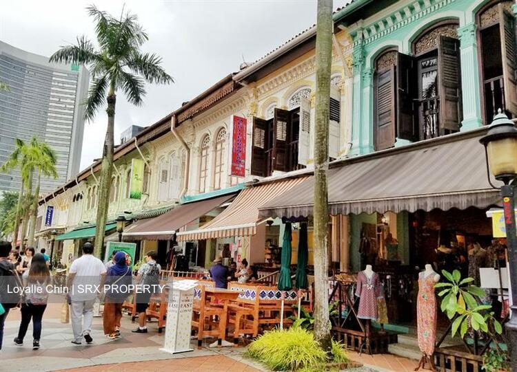 CROWD PLEASING OUTSTANDING FH F&B Shophouse @ Kampong Glam (D7), Shop House #246101791