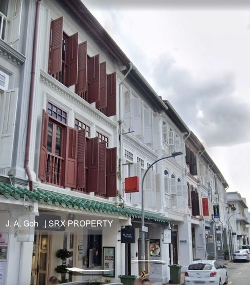 Tanjong Pagar Conservation Area (D2), Shop House #222920751