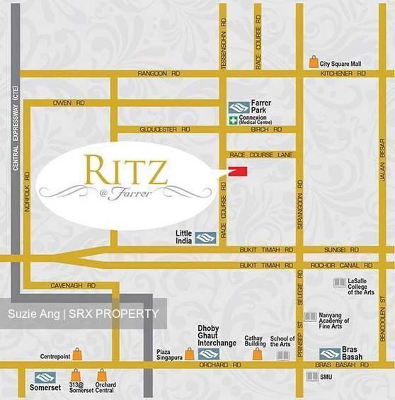Ritz @ Farrer (D8), Apartment #223075401