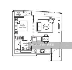 One Shenton (D1), Apartment #223534681