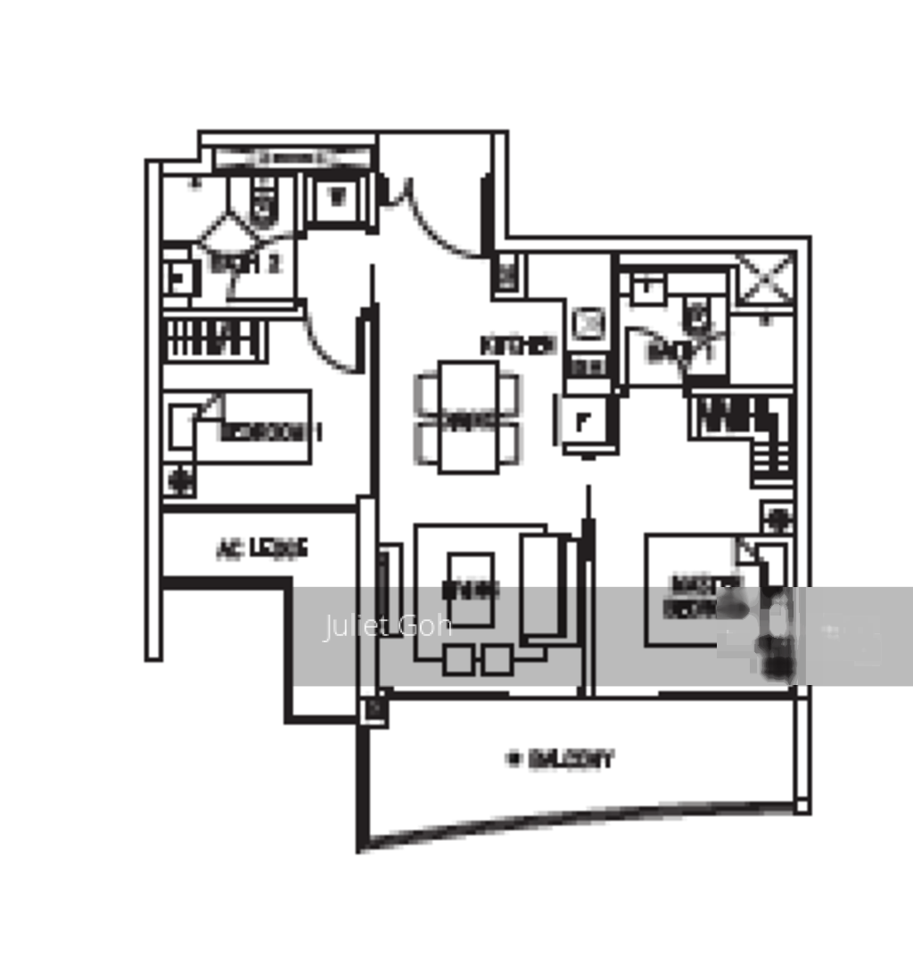Eight Riversuites (D12), Condominium #223760401