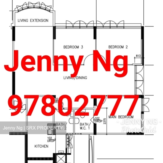 Blk 26 Dover Crescent (Queenstown), HDB 5 Rooms #224707371