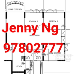 Blk 26 Dover Crescent (Queenstown), HDB 5 Rooms #224708211