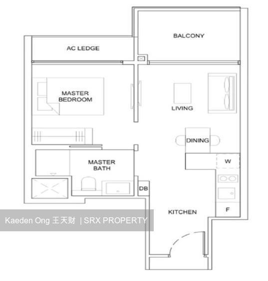 The Florence Residences (D19), Apartment #225024001