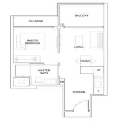 The Florence Residences (D19), Apartment #225022601