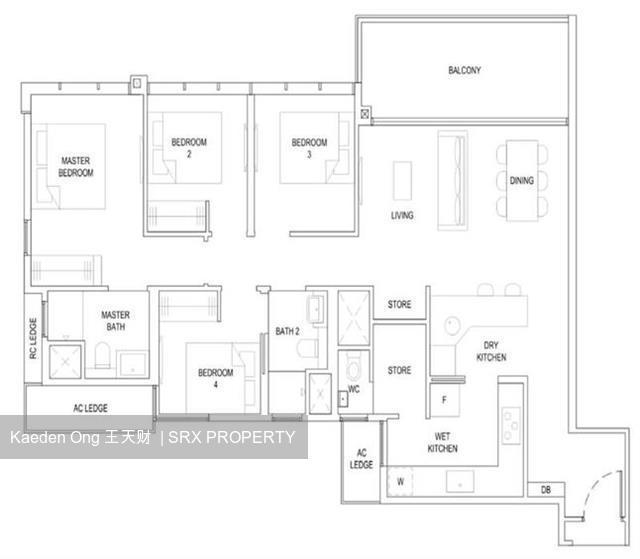The Florence Residences (D19), Apartment #225025231