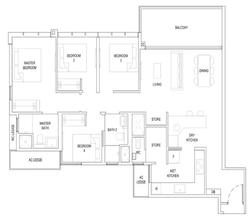 The Florence Residences (D19), Apartment #225025541