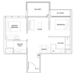 The Florence Residences (D19), Apartment #225025761