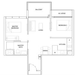 The Florence Residences (D19), Apartment #225026091