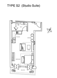 The Red House (D15), Apartment #225328531