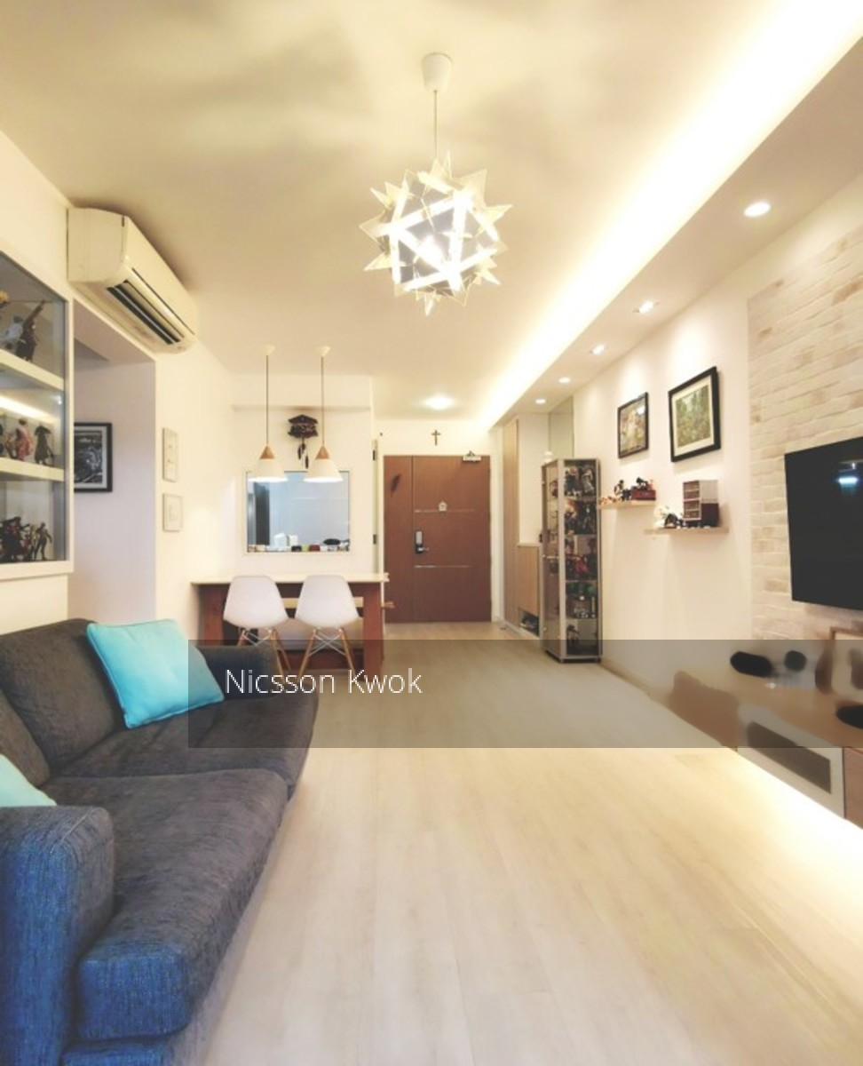 Blk 475C Parkland Residences (Hougang), HDB 4 Rooms #225799981