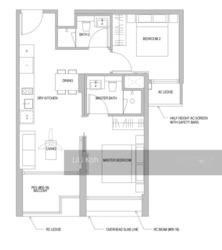 Park Place Residences At Plq (D14), Apartment #226706621