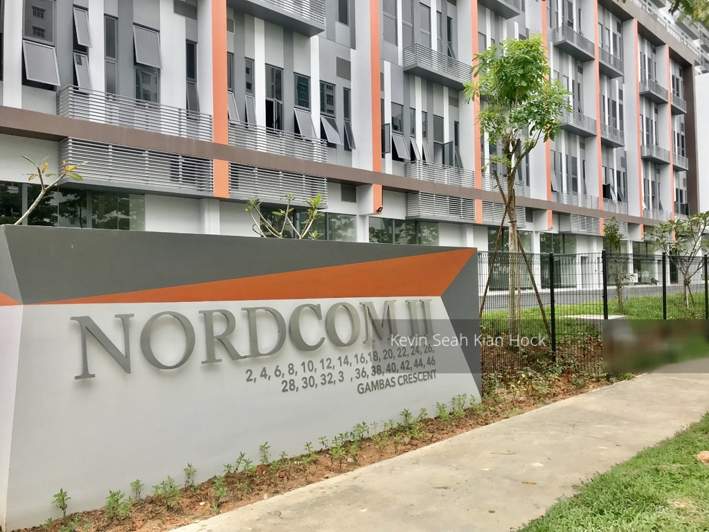 Nordcom Two (D27), Factory #227109081