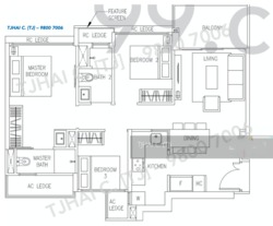 The Visionaire (D27), Condominium #229547901