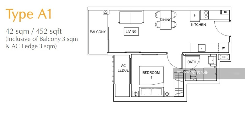 Rezi 24 (D14), Apartment #233327231