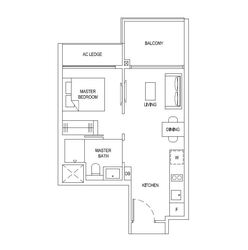 The Florence Residences (D19), Apartment #236080921