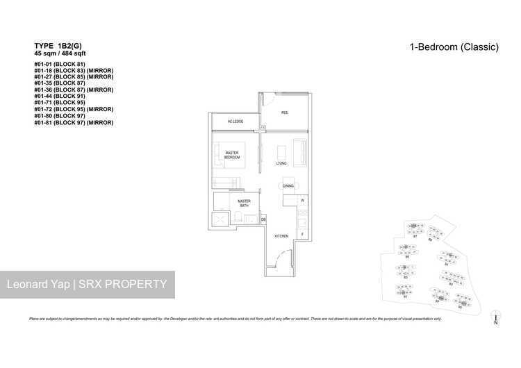 The Florence Residences (D19), Apartment #236450001