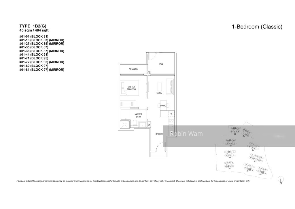 The Florence Residences (D19), Apartment #237875501