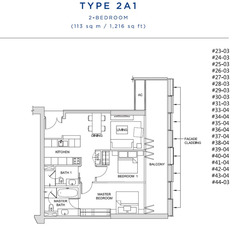 South Beach Residences (D7), Apartment #237892331