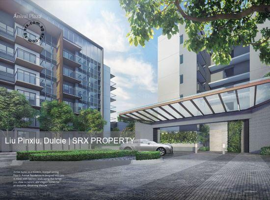 Fourth Avenue Residences (D10), Apartment #239741641