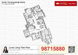 The Serenade @ Holland (D10), Condominium #239749621