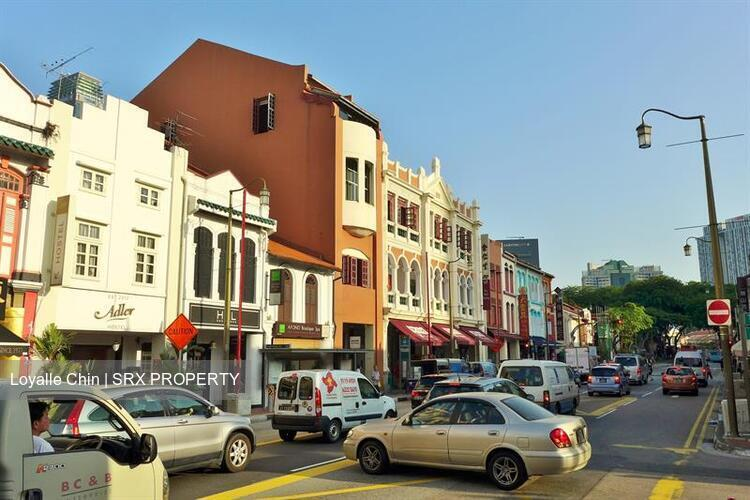 GD VALUE Low PSF Prime Shophouse in Ctrl D1 @2min to MRT (D1), Shop House #247129121