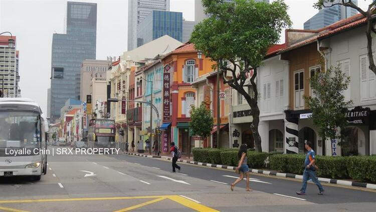 GD VALUE Low PSF Prime Shophouse in Ctrl D1 @2min to MRT (D1), Shop House #247129361