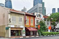 GD VALUE Low PSF Prime Shophouse in Ctrl D1 @2min to MRT (D1), Shop House #247129231