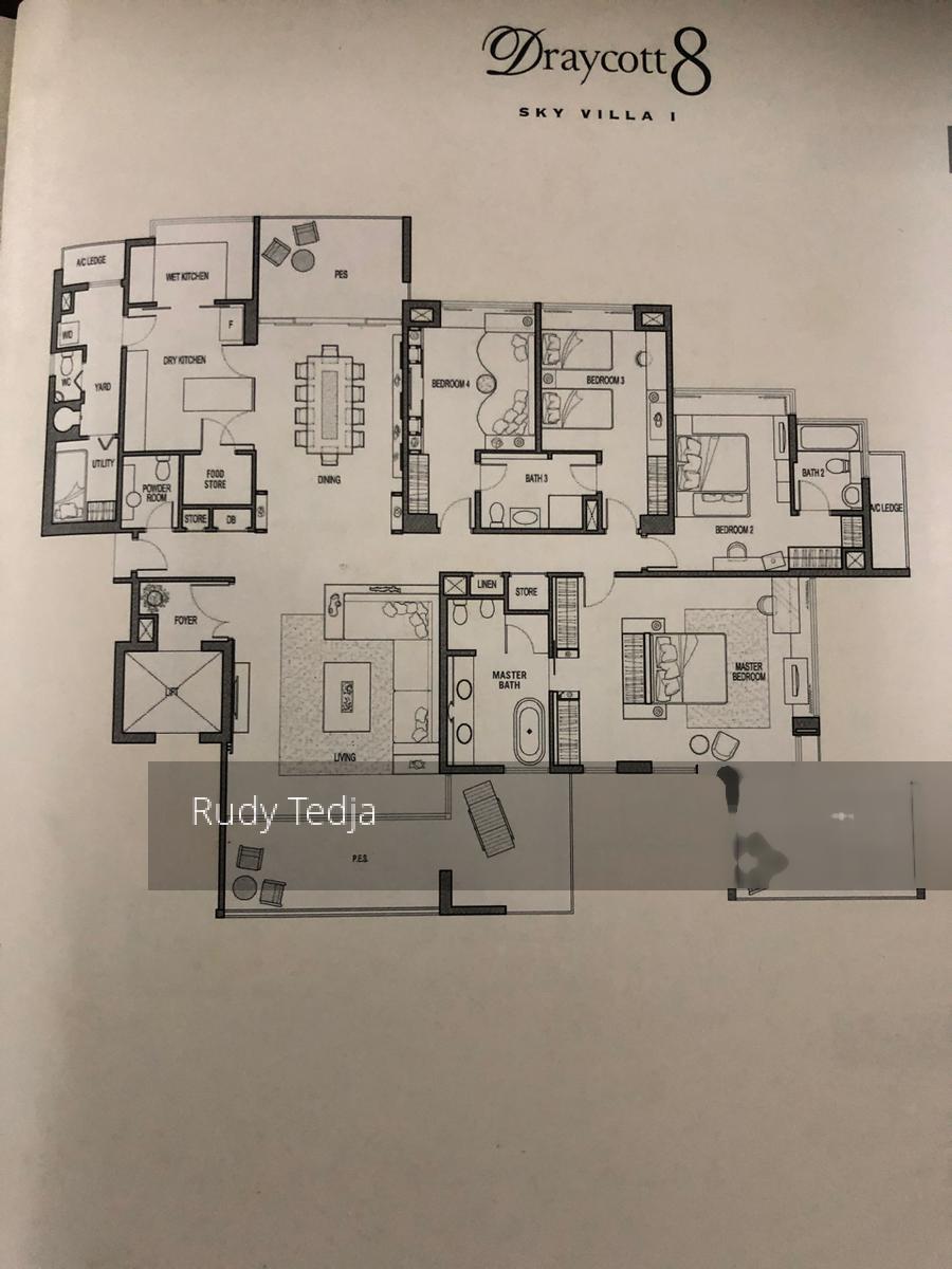 Draycott Eight D10 Condominium For Sale 87870431