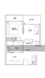 The Poiz Residences (D13), Apartment #249815731
